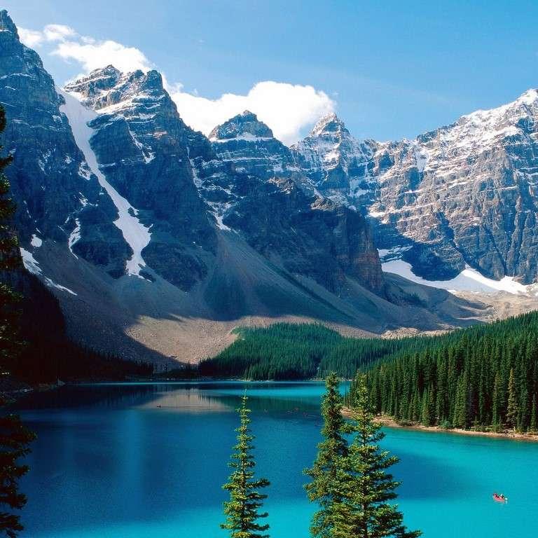 Канада. Лучшие страны мира для путешествий