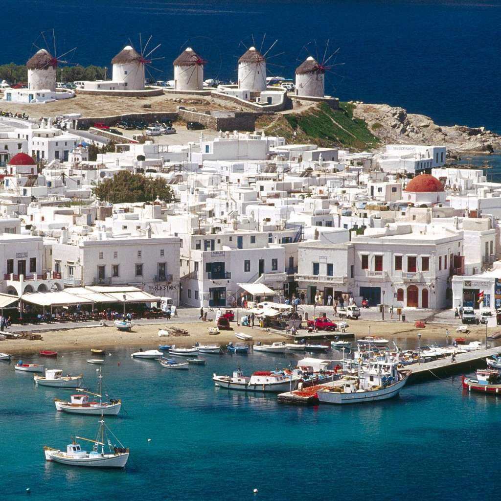 Греция. Лучшие страны мира для путешествий