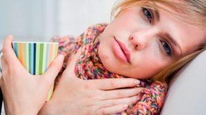 Как предупредить боль в горле?