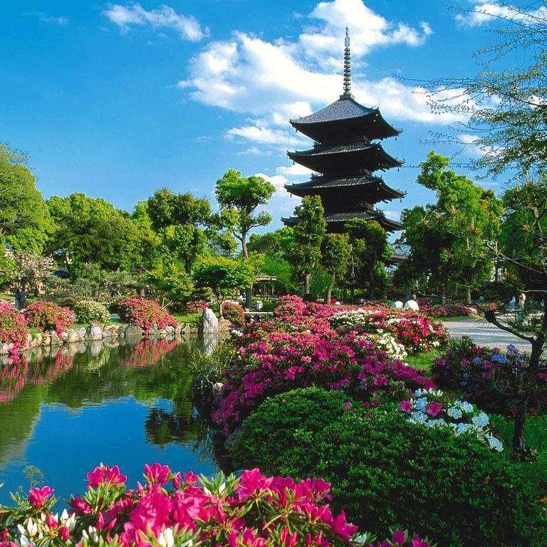 Япония. Лучшие страны мира для путешествий