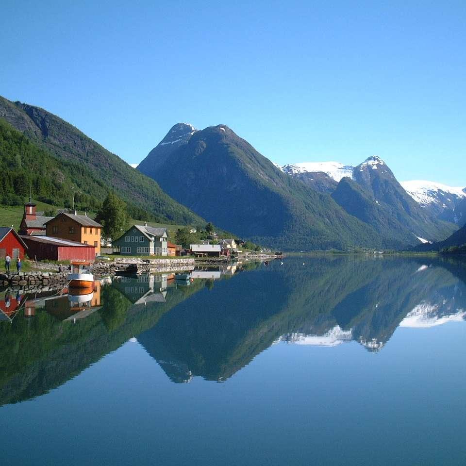 Норвегия. Лучшие страны мира для путешествий