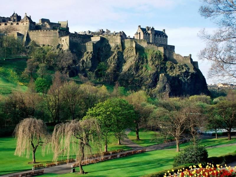 Шотландия. Лучшие страны мира для путешествий