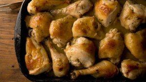 Как просто и вкусно приготовить курицу? Курица запеченная в горчично-медовом соусе