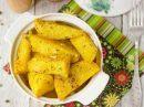 Как приготовить вкусный гарнир: Пряный картофель