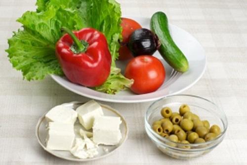 Подготовка. Классический рецепт как приготовить греческий салат
