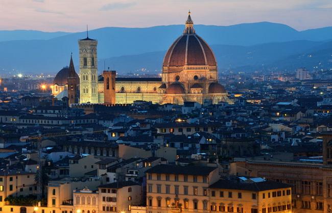 Самые романтические места Европы для отпуска. Флоренция, Тоскана, Италия
