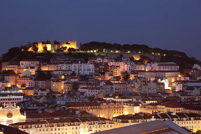 Самые романтические места Европы для отпуска. Лиссабон, Португалия