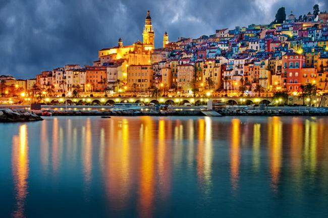 Самые романтические места Европы для отпуска. Французская Ривьера, Прованс-Альпы-Лазурный Берег, Франция