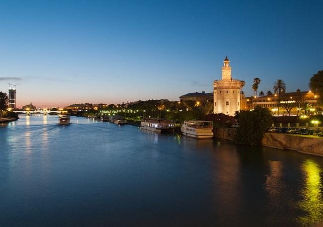 Самые романтические места Европы для отпуска. Севилья, Андалусия, Испания