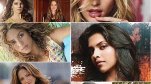 ТОП 10 самых красивых женщин 2015 года