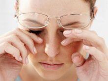 Что делать, если болят глаза при работе за компьютером?