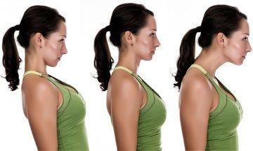 Что делать если болит шея? Упражнение 1