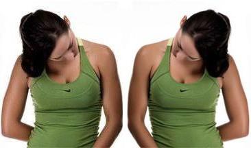 Что делать если болит шея? Упражнение 6