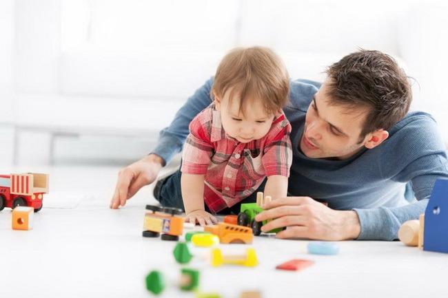 Основные правила как воспитать гения. Взаимодействуйте с ребенком