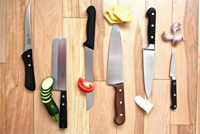 Качественный набор ножей для кухни