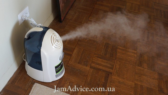 Как спастись от жары в квартире. Увлажняйте воздух в квартире