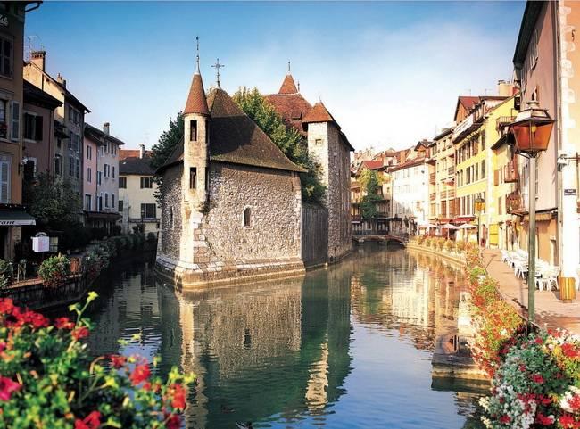 Топ 10: Самые живописные маленькие города
