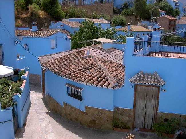 Самые живописные маленькие города: Хускар, Испания