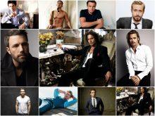 ТОП 10 самых красивых мужчин актеров Голливуда 2015 года
