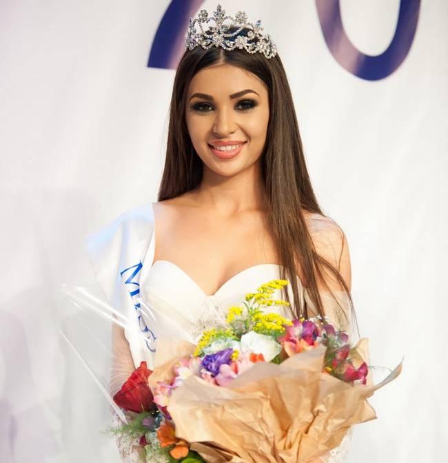 Анастасия Якуб (Anastasia Iacub) - Молдова (Moldova)