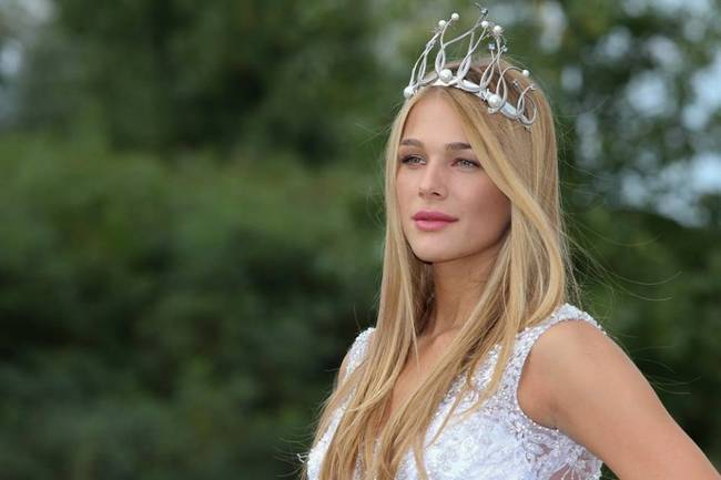 Мария Четкович (Marija Cetkovic) - Сербия (Serbia)