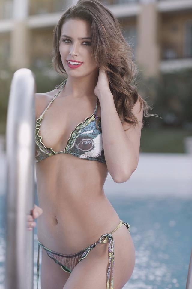 Шерика де Армас (Sherika de Armas) - Уругвай (Uruguay)