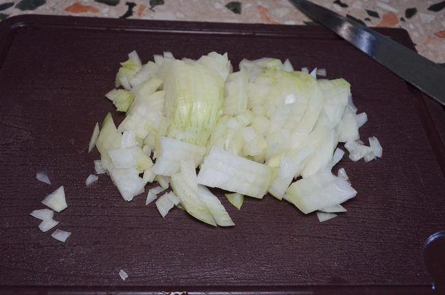 Вкуснейшее блюдо из белой фасоли с баклажанами