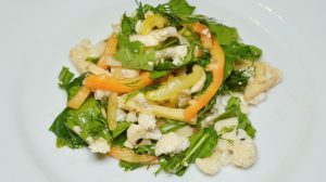 """""""Грин"""" - удивительный салат из цветной капусты"""
