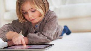 Почему стоит давать ребенку планшет или смартфон?