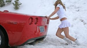 Несколько советов автолюбителям, полезных в зимнее время