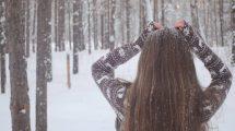 Важные советы как обеспечить правильный зимний уход за волосами