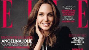 Анджелина Джоли в фотосессии для французского Elle