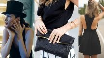 5 стильных чёрных вещей, которые нужно иметь каждой женщине