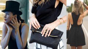 5 стильных черных вещей, которые нужно иметь каждой женщине