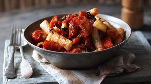 Как вкусно приготовить рататуй с пастой