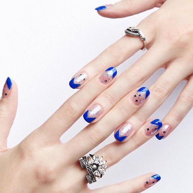 Идеи для дизайна ногтей: Модный красивый маникюр 2020
