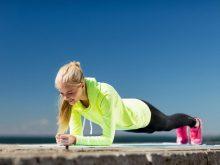 5 причин стоять в планке каждый день