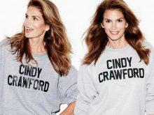 Хотите такой же красивый цвет волос как у Синди Кроуфорд?