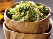 Полезный и вкусный салат из пекинской капусты