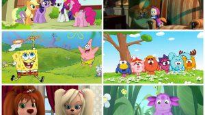 Какие детские мультфильмы нельзя показывать детям