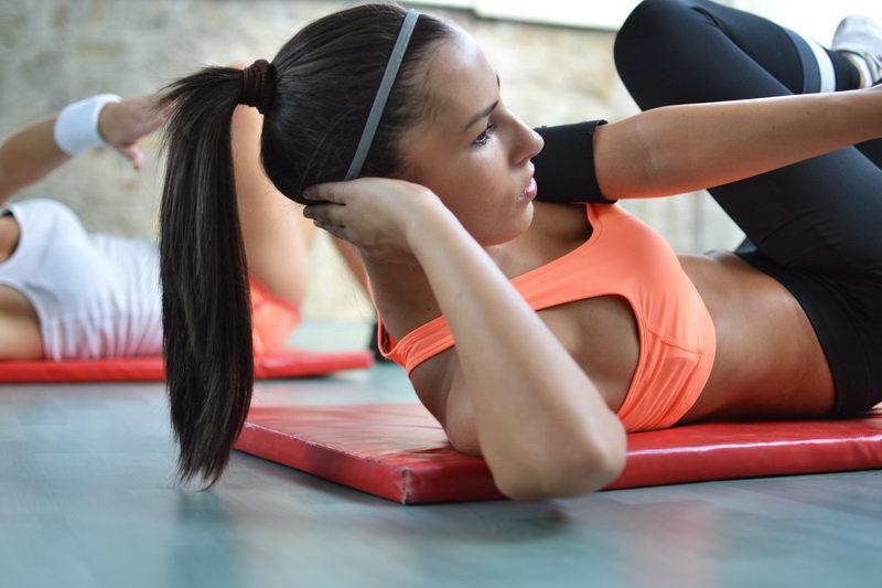 5-минутная планка, упражнение для супер пресса, груди и ягодиц