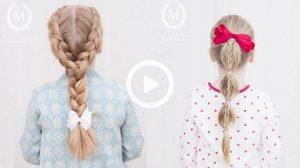 Руководство для мам: Какой должна быть красивая прическа для девочки