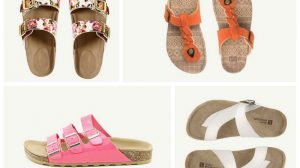 Сандалии Birkenstock – модный тренд лета 2016 года