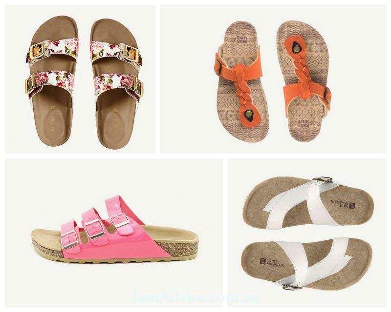 Сандалии Birkenstock – модный тренд лета