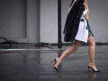 Дизайнерские черные туфли, за которые стоит умереть