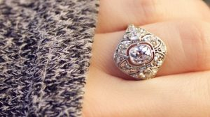 Топ 5 популярных драгоценных камней для обручальных колец