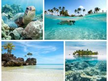 25 лучших островов для купания и дайвинга