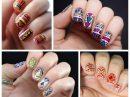 Этнический дизайн ногтей: 23 идеи маникюра 2021