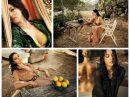 Сексуальная Моника Беллуччи в фотосессии для французского Elle