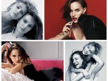Актриса Натали Портман снялась в новых рекламных фотосессиях